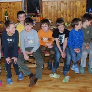 Dětský Bakajda Ski Open