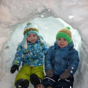 Zima na Bakajdě 2012