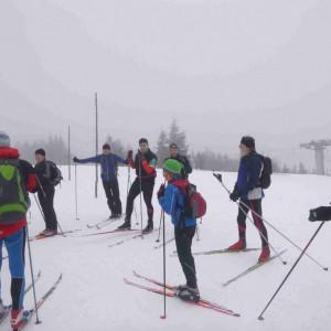 Přejezd 2015 - Orlické hory