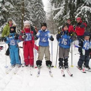 Bakajda Ski open - děti
